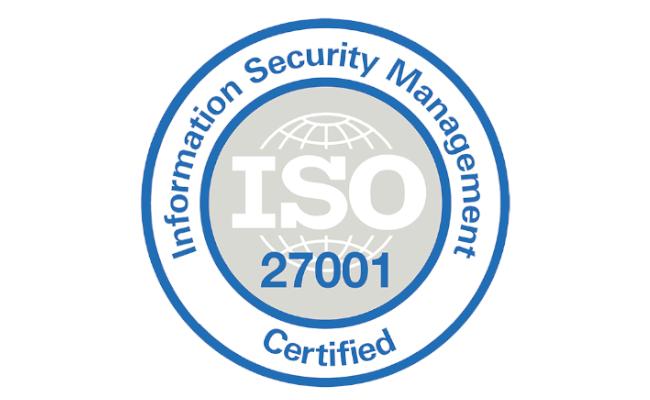 ISO-27001 Data Center